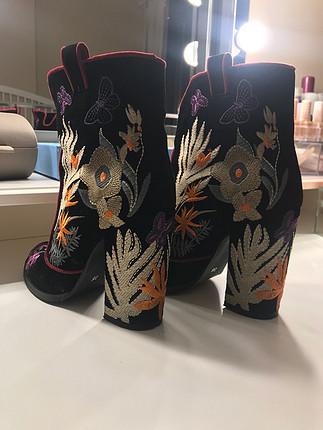 Pelinin Ayakkabıları Topuklu bot