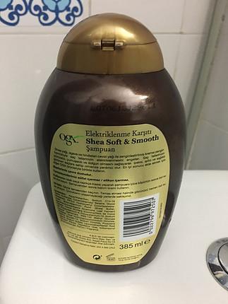 Oriflame Ogx şampuan