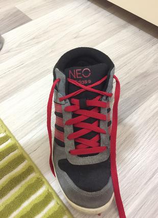 hot sale online 97e1a 06cad Adidas Adidas Neo marka boğazlı ayakkabı