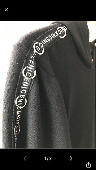 Touche Prive sweatshirt