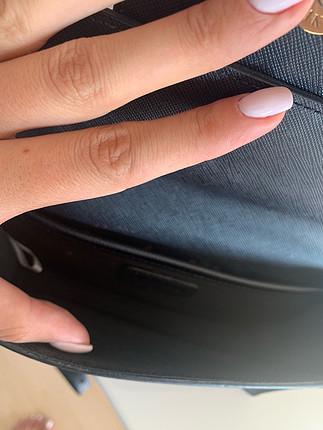 diğer Beden siyah Renk Vakko orjinal çanta