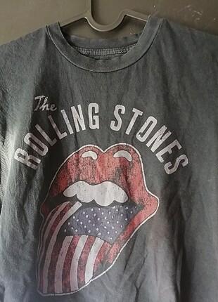 Bershka Rolling Stones tişört