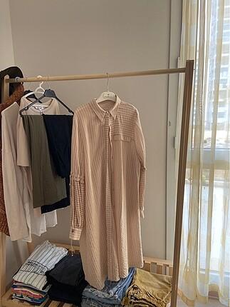 m Beden ten rengi Renk Gülaksa butik Tunik/ Gömlek