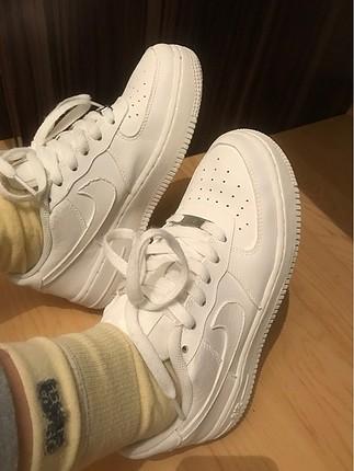 36 Beden beyaz Renk Nike air force