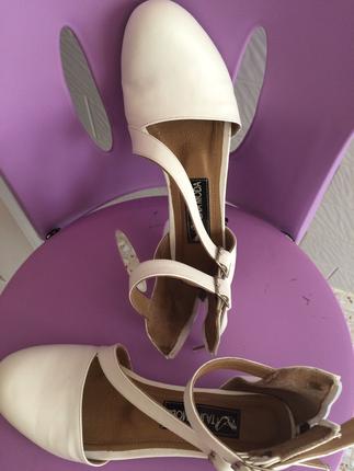 Bayan açık ayakkabı