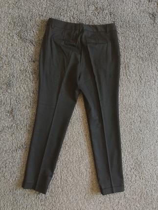 s Beden siyah Renk Zara Siyah Kumaş Pantolon