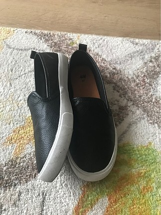H&M Siyah Sneaker