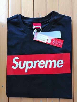 supreme m beden tshirt