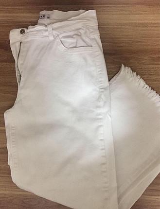 Zara Püsküllü pantolon