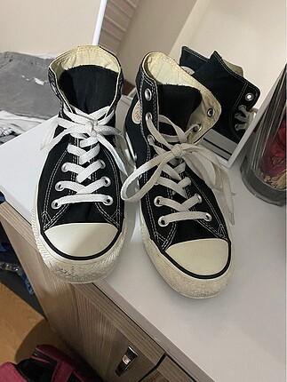 Convers boğazlı spor ayakkabı