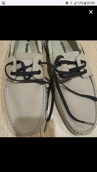 lotto yazlık erkek ayakkabi