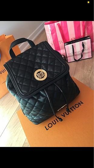 Love moshino sırt çantası siyah