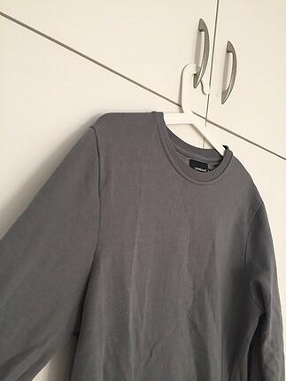 m Beden gri Renk Gri sweatshirt