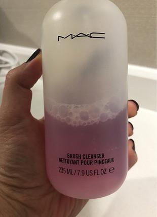 Mac brush cleanser firca temizleyici