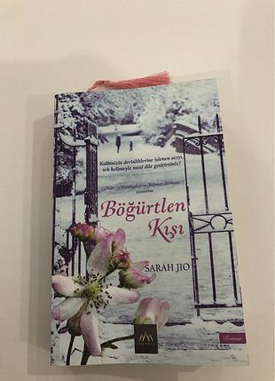 Sarah jio böğürtlen kışı roman