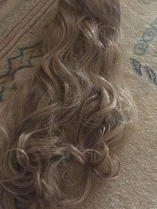 Misinalı saç