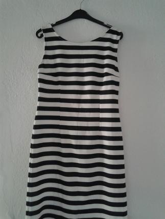 Markasız Ürün Zebra Desen elbise