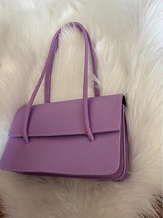 Lila çanta