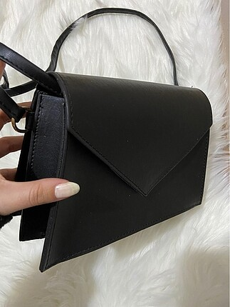 Zara Siyah zarf