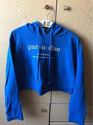 Mavi crop sweatshirt