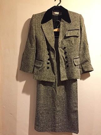 Etek Ceket Takım
