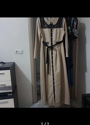 Boydan elbise