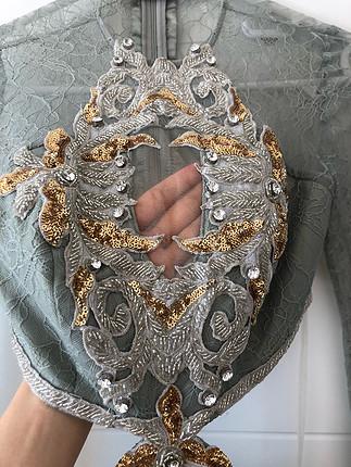 34 Beden Raissa Venessa Abiye Elbise