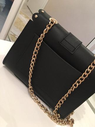 universal Beden siyah Renk Koton marka çanta