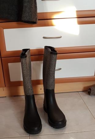 koton lastik çizme