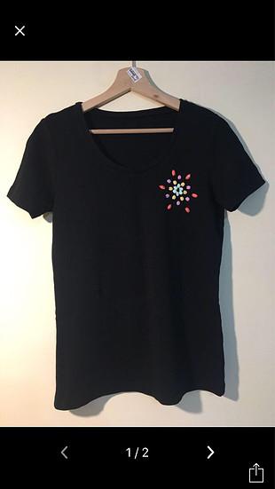 Twist Tişört