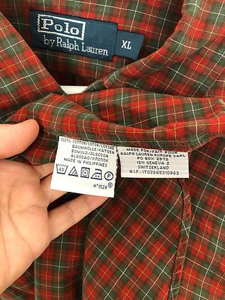 xl Beden çeşitli Renk Ralph Lauren gömlek
