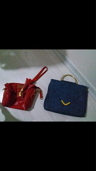 2 li çanta
