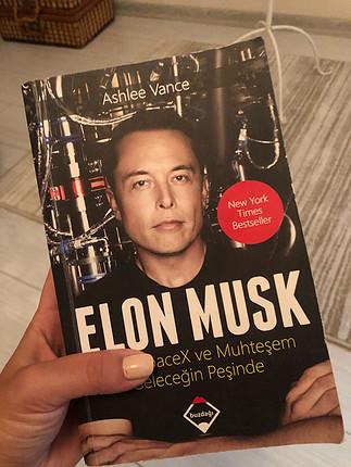 Elon musk kitap orjinal
