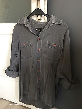 Oversize gömlek