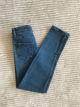 26 Beden mavi Renk Skinny jean