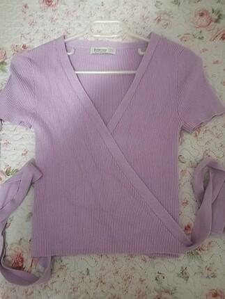 Bluz lila rengi