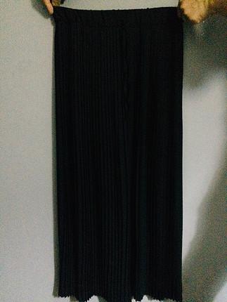 Siyah çok rahat pantolon