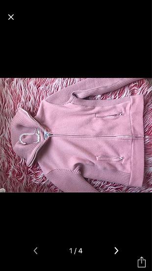 Zara polar ceket