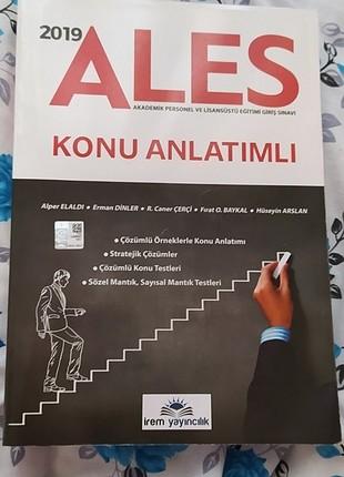 ALES kitabı
