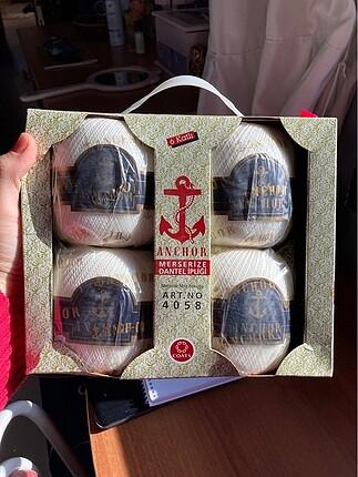 anchor marka dantel ipliği