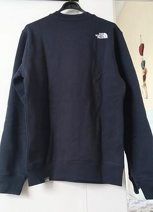 m Beden lacivert Renk İçi şardonlu kışlık sweatshirt