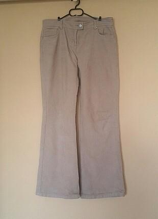 LC wakiki marka kadife pantolon