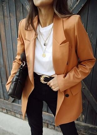 Zara Blazer ceket kaban