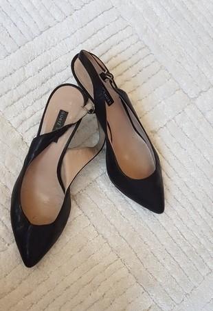 7 cm topuklu ayakkabi