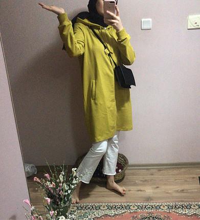 Sarı hırka