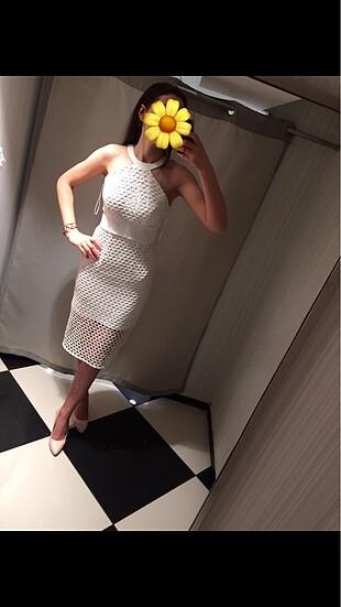 ADL güpür elbise