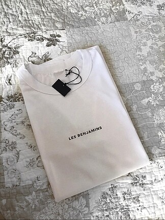 Les benjamins oversize tshirt