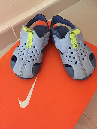 Orjinal Nike 21 numara erkek bebek sandalet