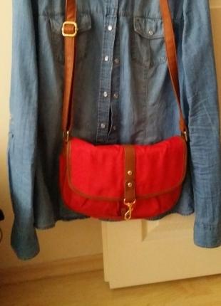 m Beden kırmızı Renk günlük,spor çantalar