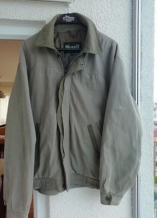 Oversıze vintage ceket